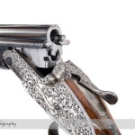 Product Photography of a Custom Crafted Rifle