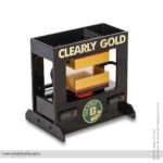 Commercial Product Photography for Keith Farch and Clearly Gold Rosin Presses