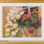 Commercial Product Photography of Oil Paintings for Reproduction